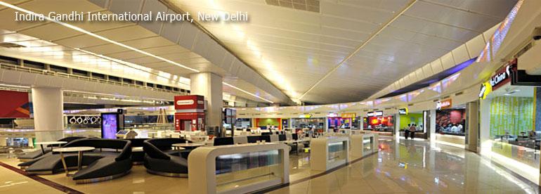 delhi airport authority