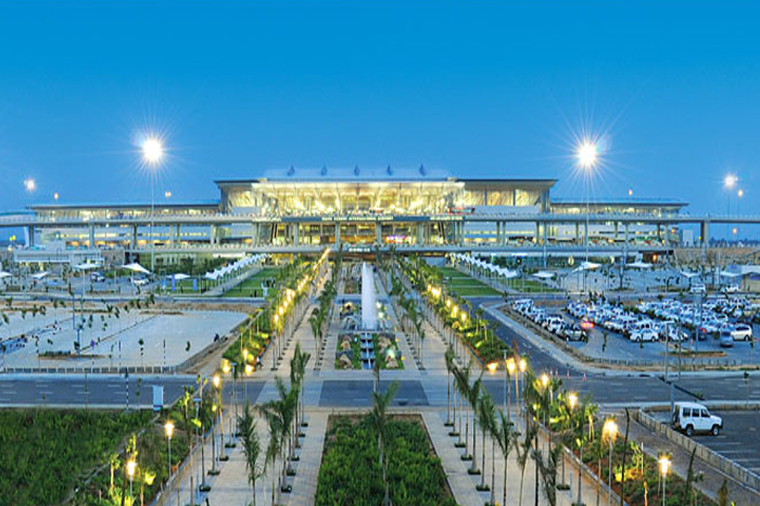 Gmr hyderabad international airport limited ghial association of