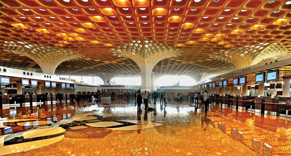 Mumbai international airport limited mial association for Art decoration international pvt ltd